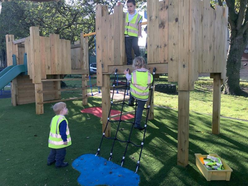 Play Towers for Primary Schools