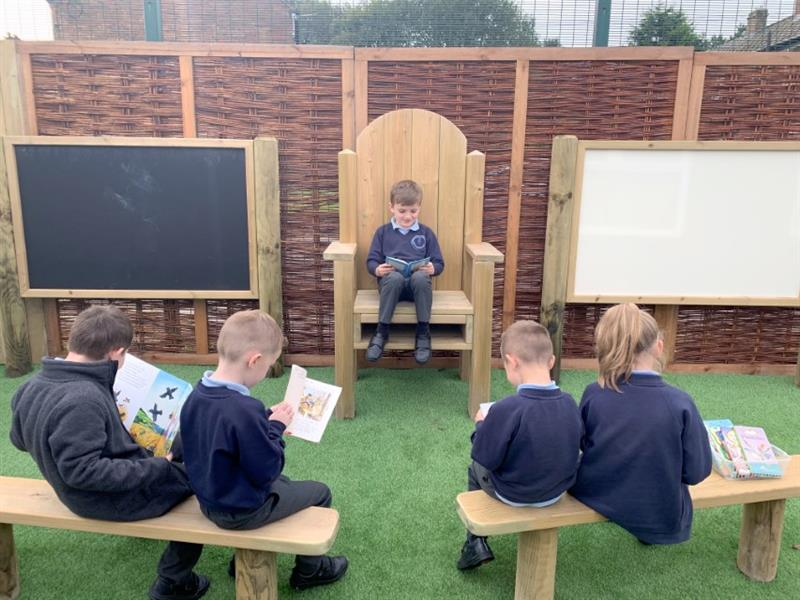 Storytelling Chairs For Schools