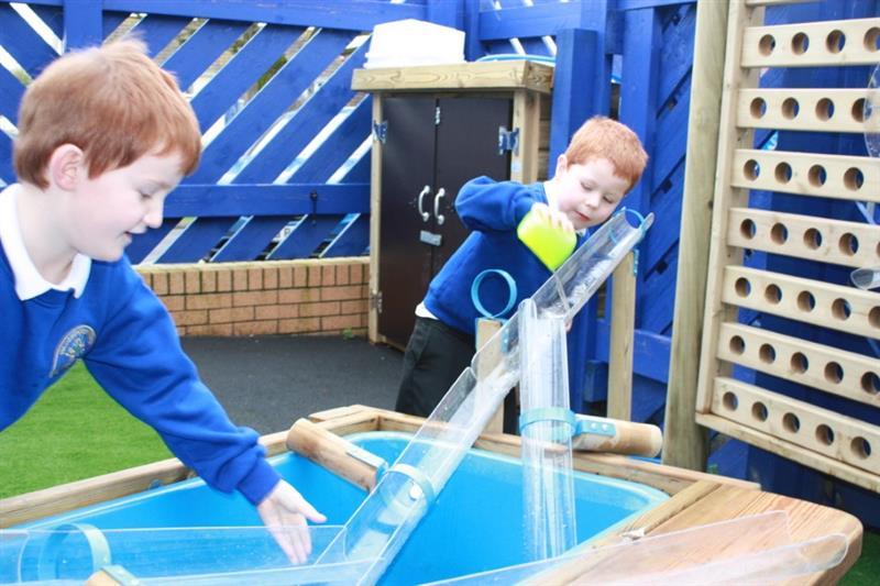 School Playground Equipment for KS1