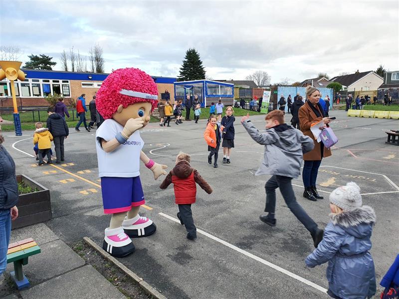 School Playground Markings For Schools
