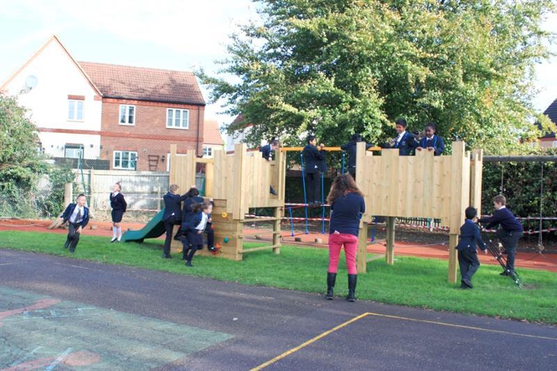 Primary School Playground Equipment
