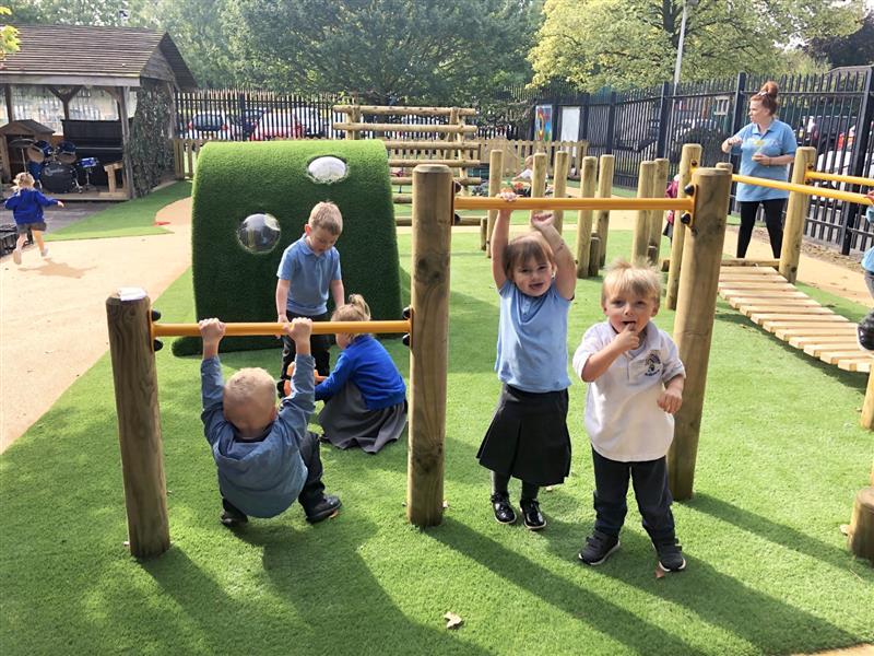 Nursery Outdoor Play Equipment