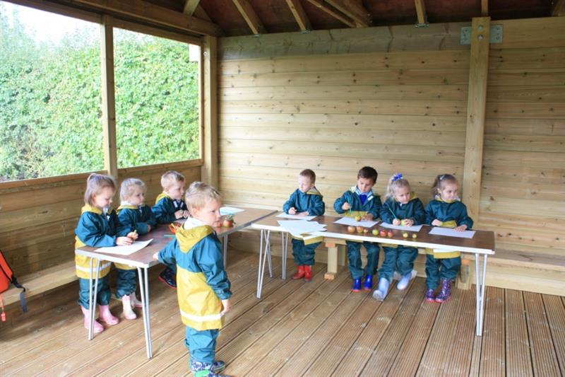 Forest School Outdoor Classrooms