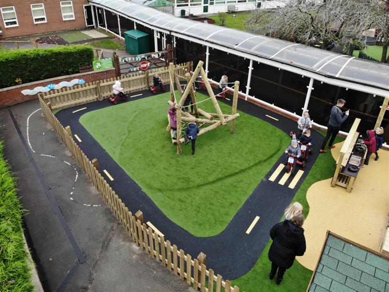 Playground Equipment for Schools UK