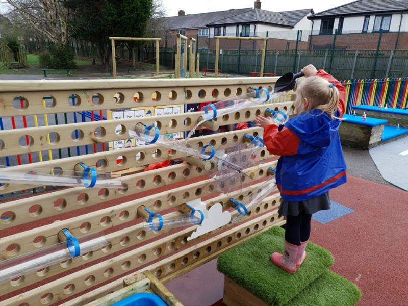 early years water play resources
