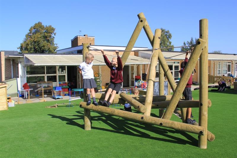 Climbing Frames For EYFS Children