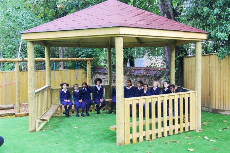 Gazebos For Schools