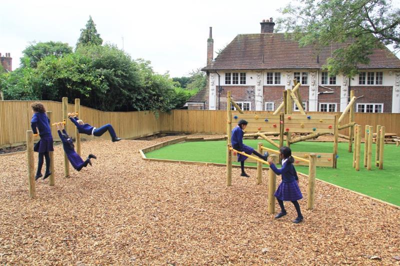 Primary School Trim Trails