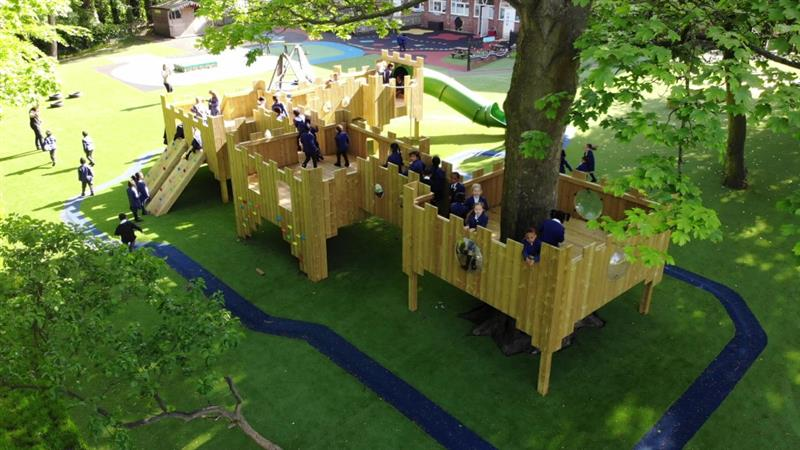 Tree Houses for Primary Schools
