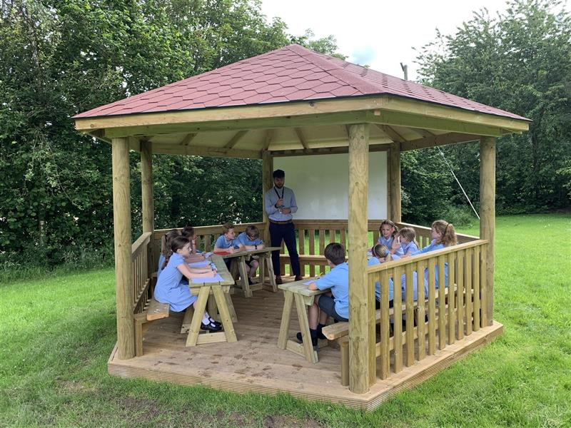 Outdoor Classrooms For Schools Cheshire