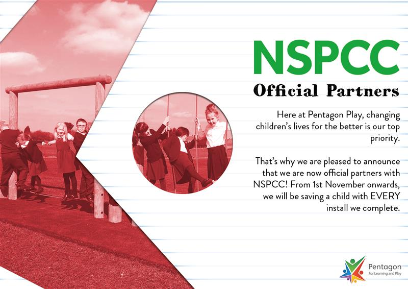 NSPCC Partnered with Pentagon Play