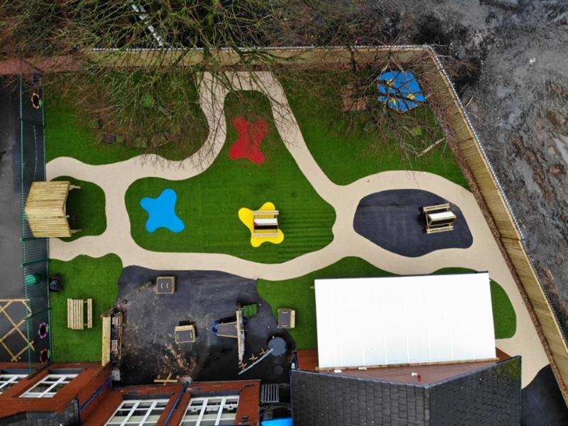 Playground Surfacing for Primary Schools