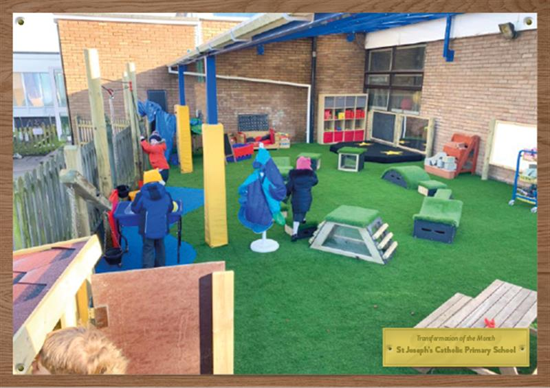 School Playground Surfacing for EYFS