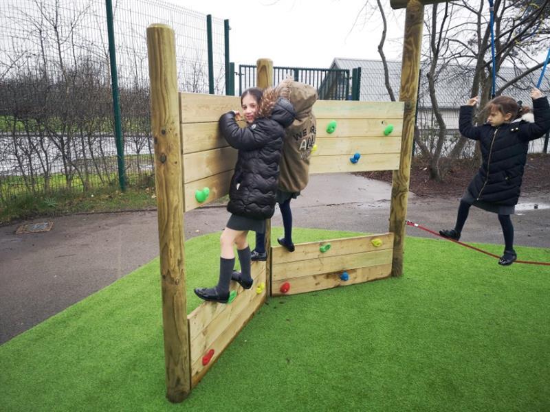 Trim Trail Equipment for Primary Schools