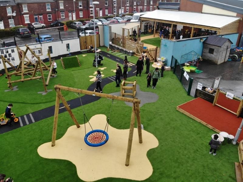 School Playground Equipment for SEN
