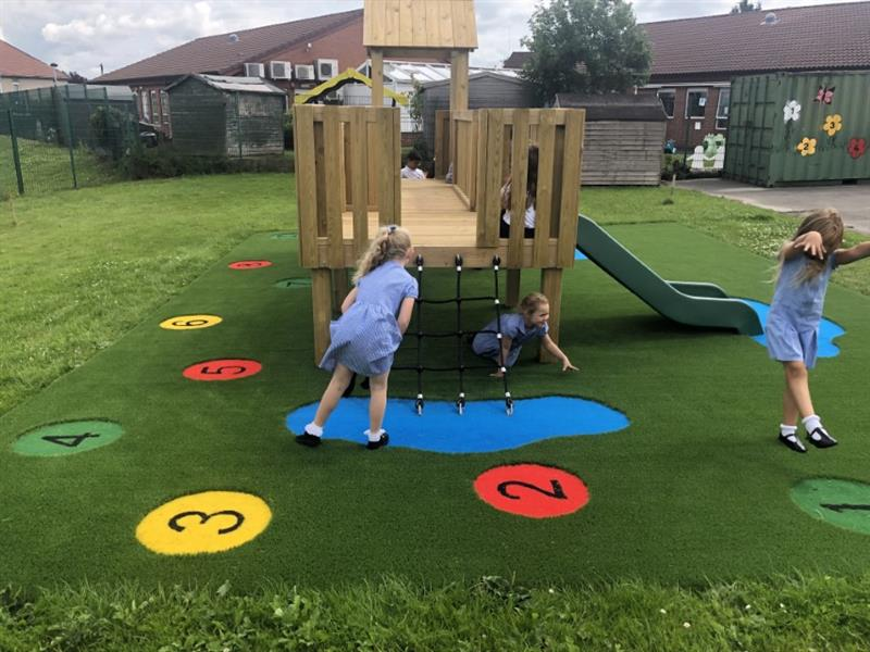 Playground Play Towers