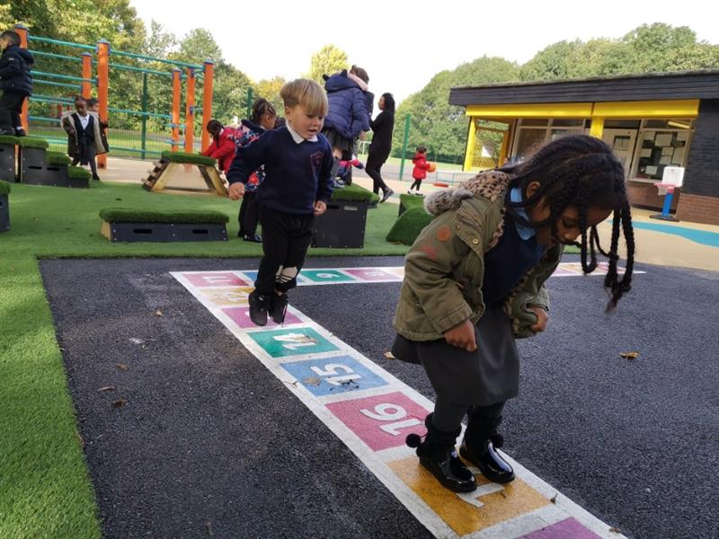 Playground Surfacing for Primary Schools and Nurseries