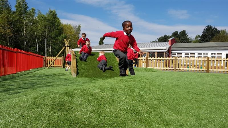 Artificial Grass for Primary Schools