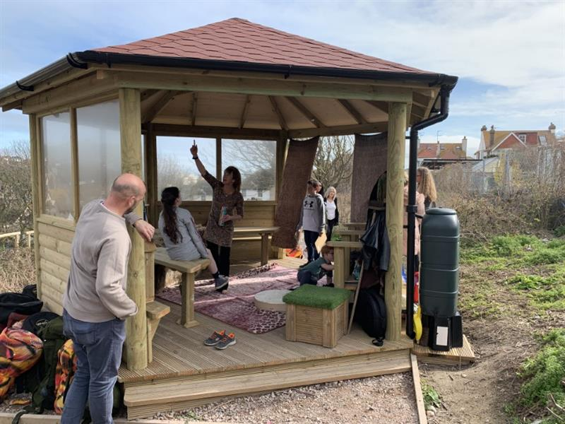 Outdoor Classrooms for School Playgrounds