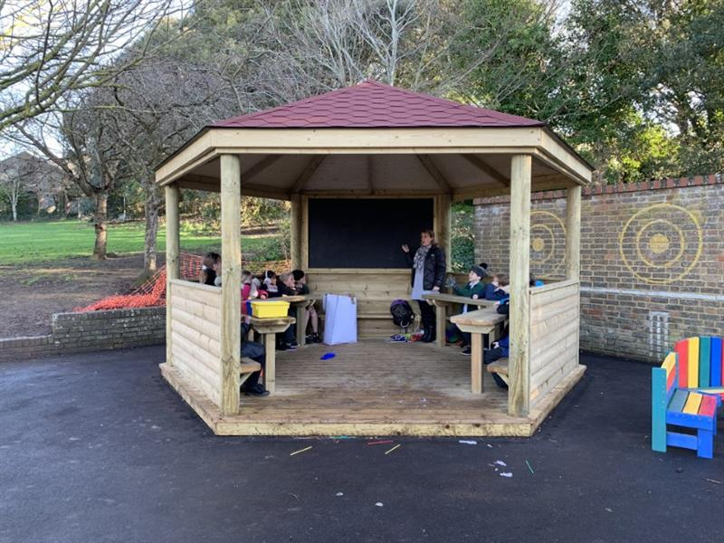 Benefits of Outdoor Classrooms For Schools and Nurseries