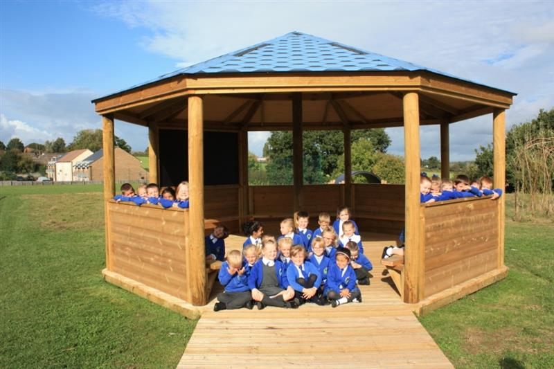 Gazebos for School Playgrounds
