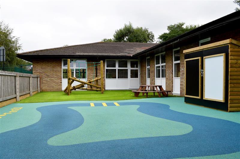 Early years playground development