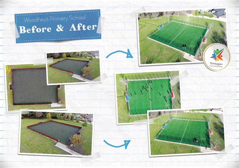 Sport Pitch For Schools
