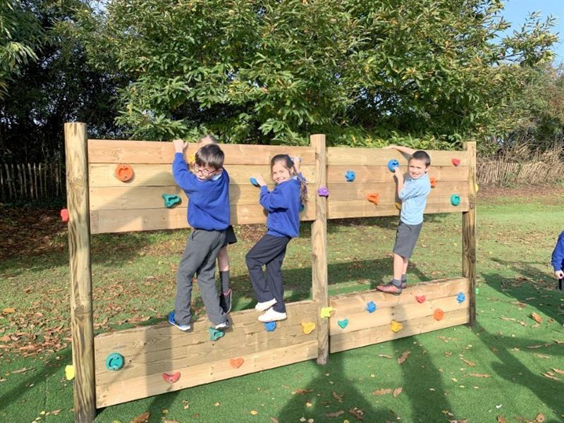 Playground Trim Trail Equipment