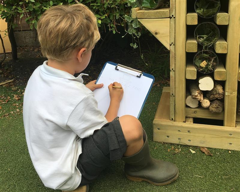 eyfs physical literacy ideas