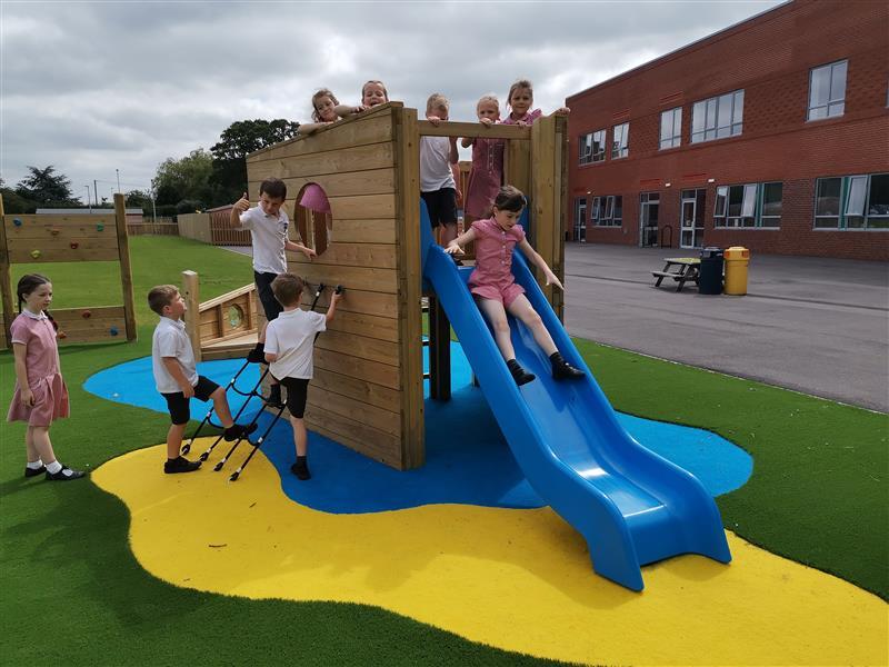 Playground Play Ships