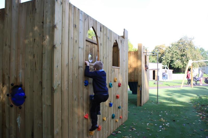 Active Play Equipment for Schools