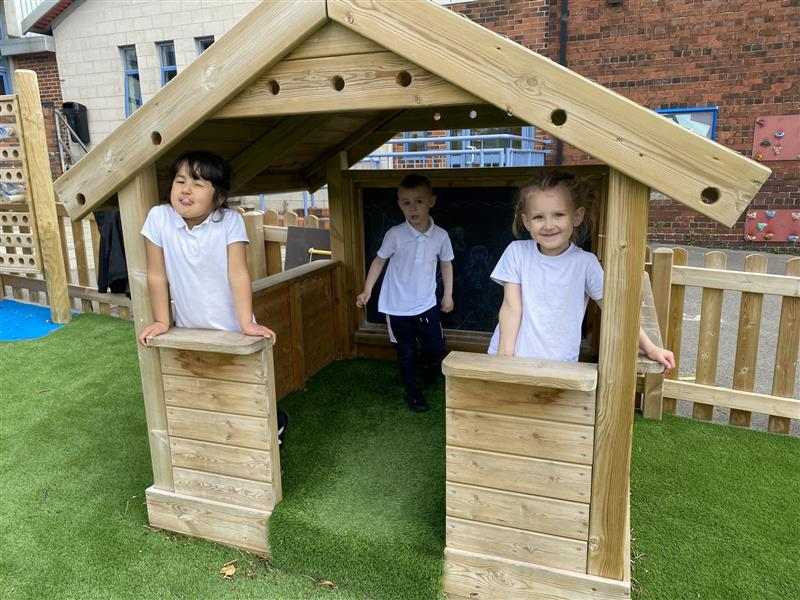 playhouses for school playgrounds