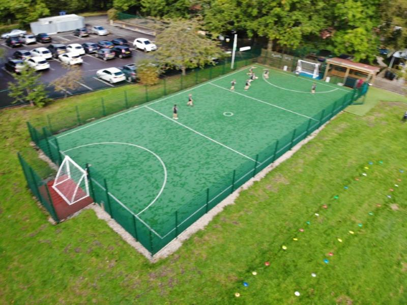 Multi Use Games Areas For Schools