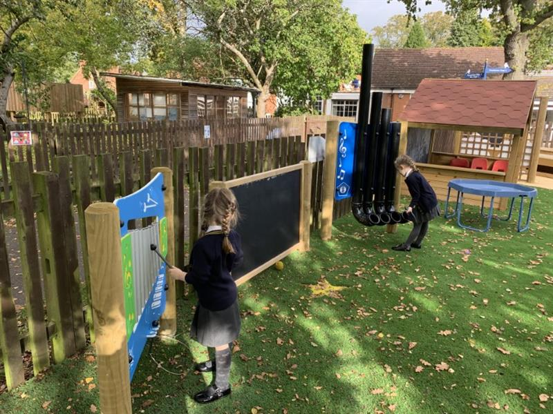 Musical Instruments for School Playgrounds