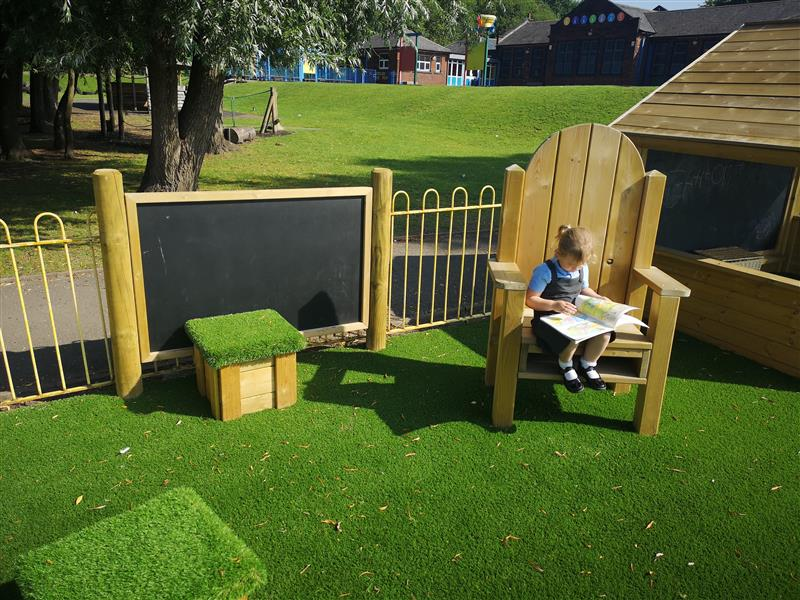 playground seating