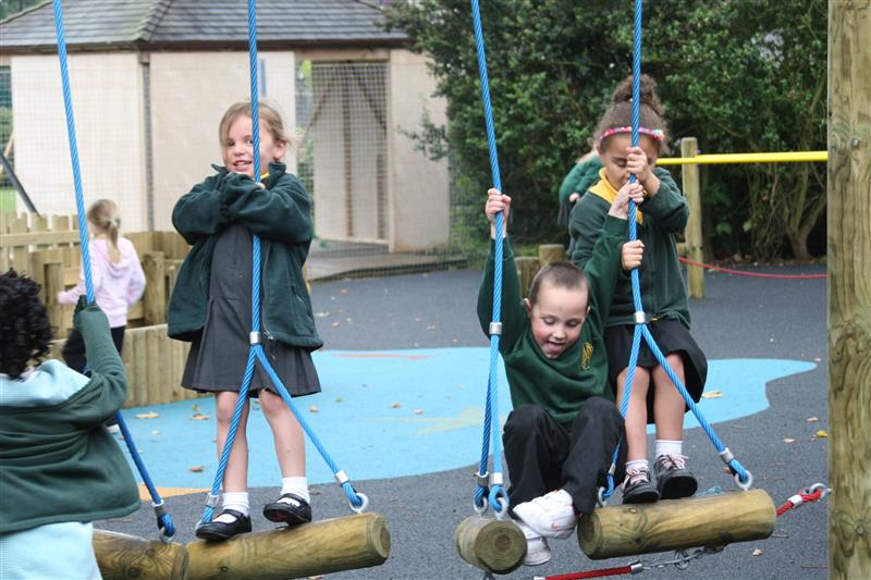 Trim Trail For Schools