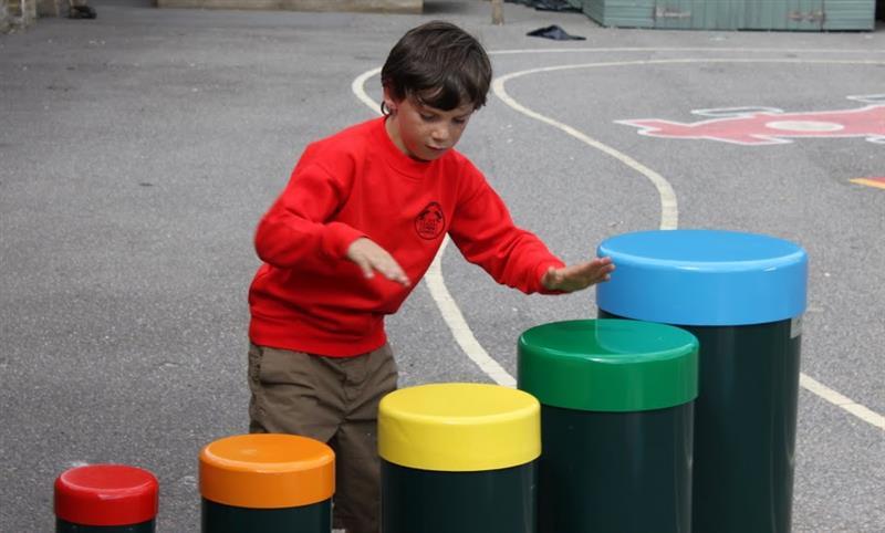 playground musical equipment