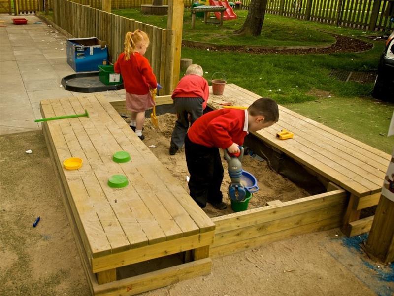 sand box early years