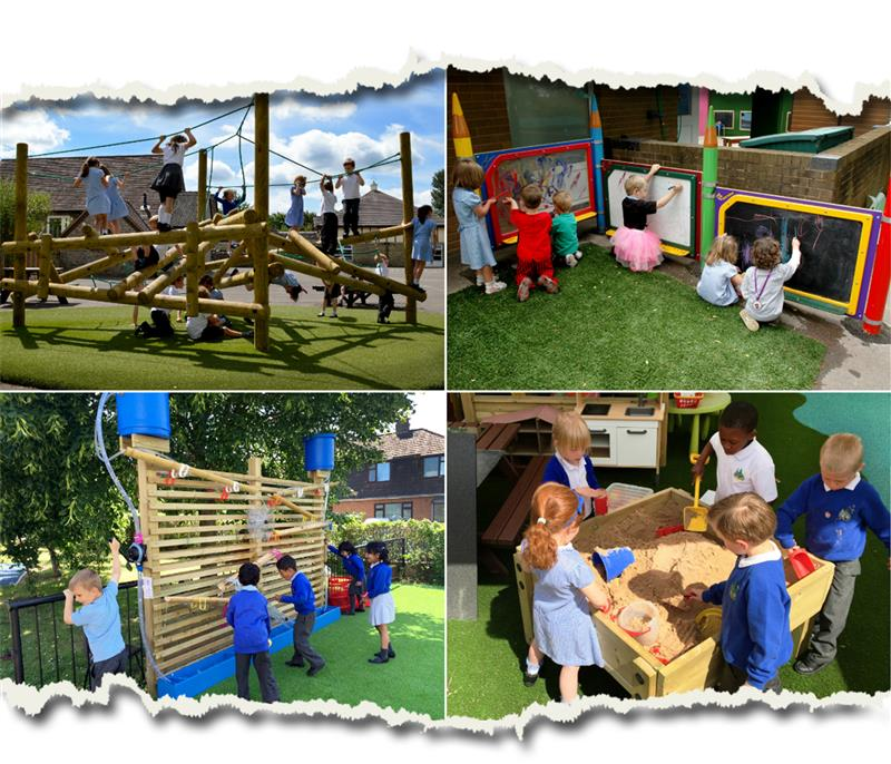 Design your playground to minimise bullying