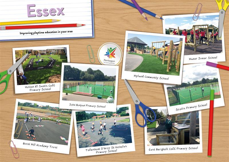 Playground Equipment in Essex