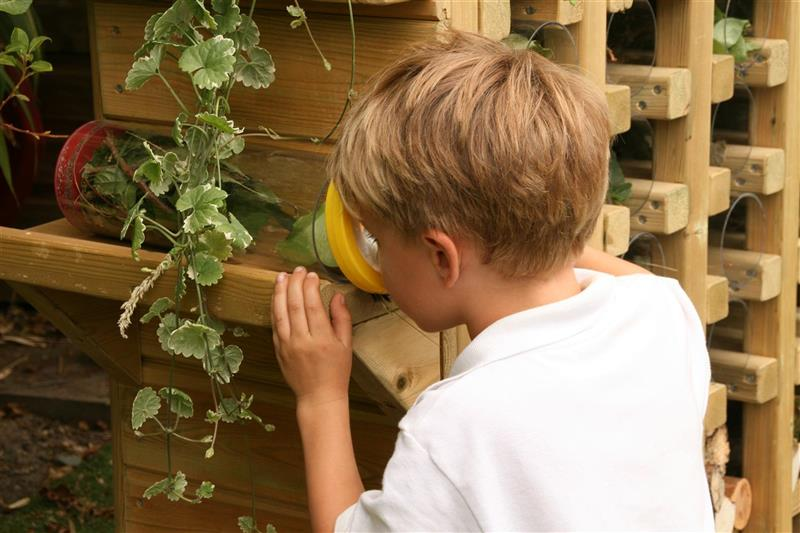 Outdoor Play and Climate Change