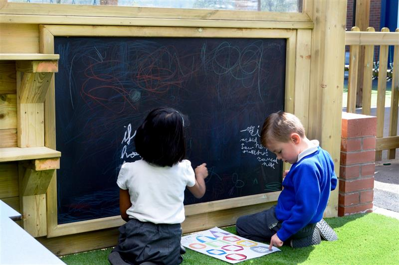 Playground Mark Making