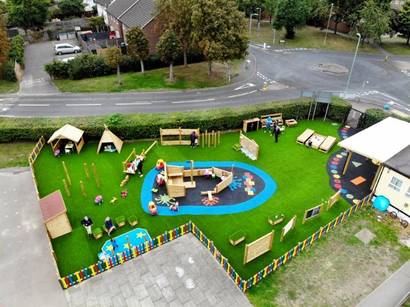 Playground Equipment for Schools and Nurseries