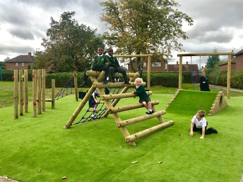 Artificial Grass For School Playgrounds