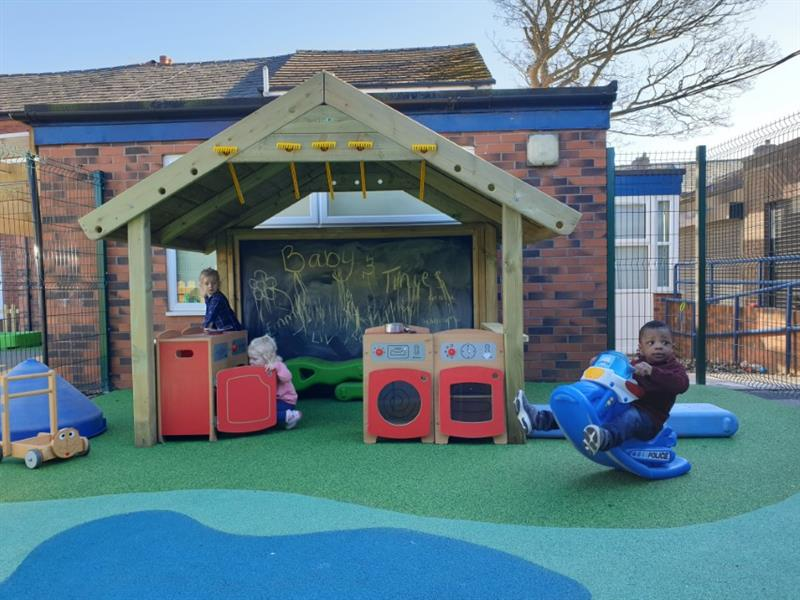 Playhouses For Schools and Nurseries