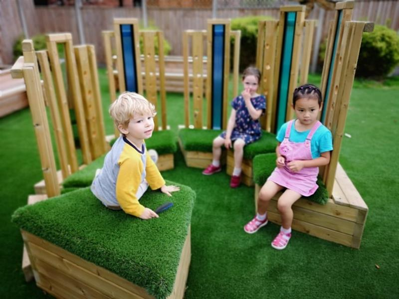Nursery Outdoor Play Equipment