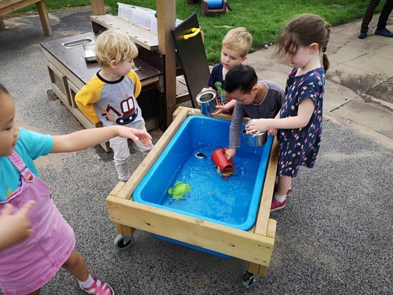 outdoor play resources for toddlers