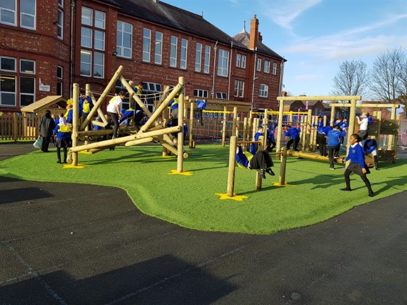 active play environment