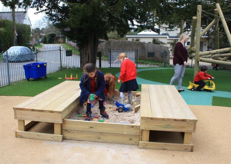 sand box for role play