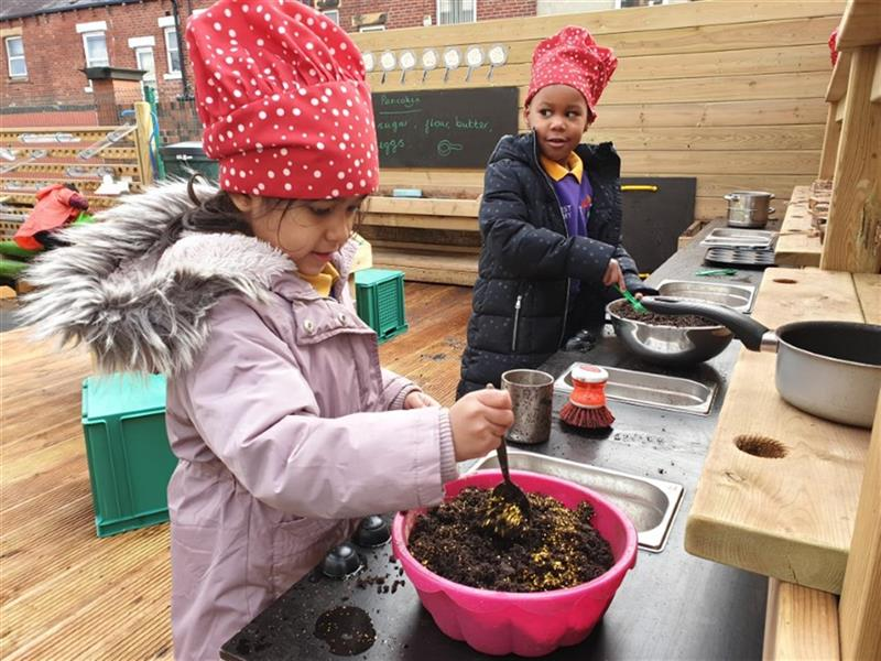 Playground Mud Kitchens